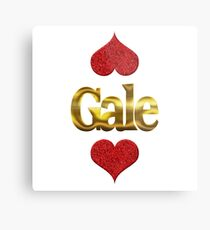 Gale Metal Print