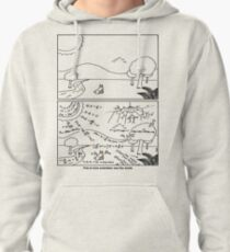 How scientists see the world [light] Pullover Hoodie