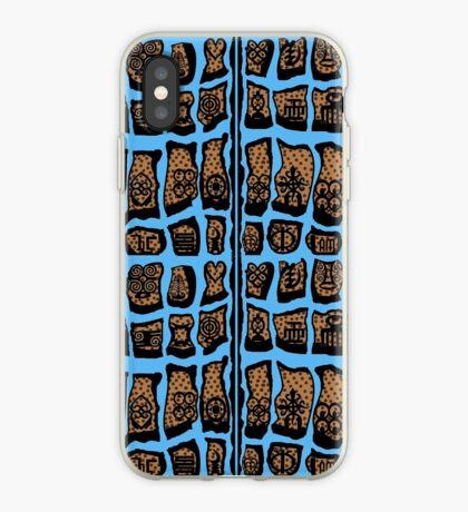 Chattam iPhone Case