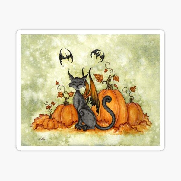 In The Pumpkin Patch Sticker