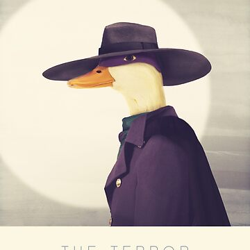 Justice Ducks - The Terror by andywynn