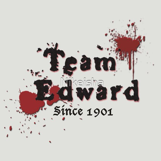 TShirtGifter presents: Team Edward