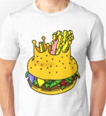 KING'S BURGER by RADIOBOY T-Shirt
