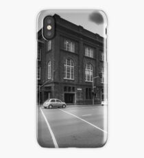 Road Intersection iPhone Case/Skin