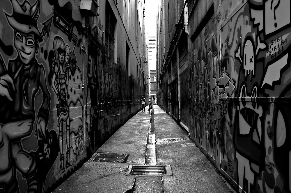 Street Life by jsargent