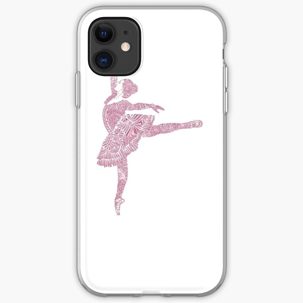 Ballet Dance - Designer Art iPhone Case & Cover