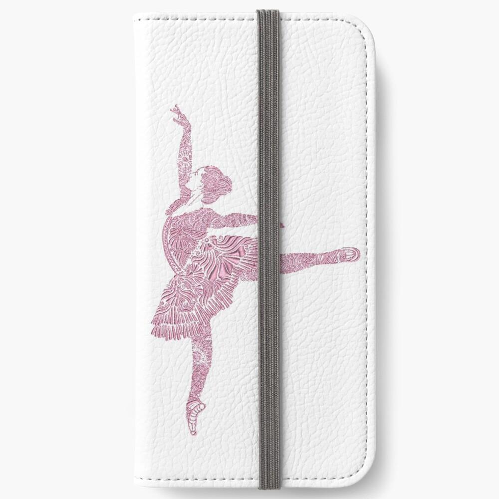 Ballet Dance - Designer Art iPhone Wallet