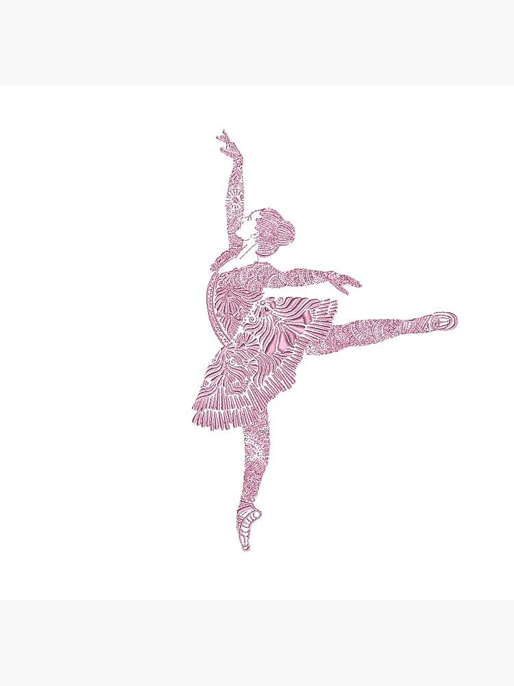 Ballet Dance - Designer Art by ballet-gift