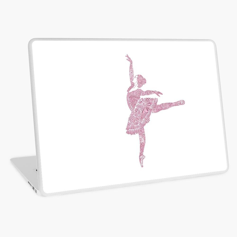 Ballet Dance - Designer Art Laptop Skin