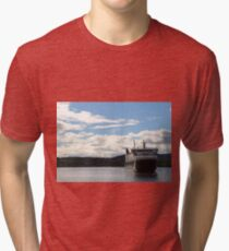 MV Finlaggan Tri-blend T-Shirt