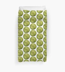 Volley ball  Duvet Cover