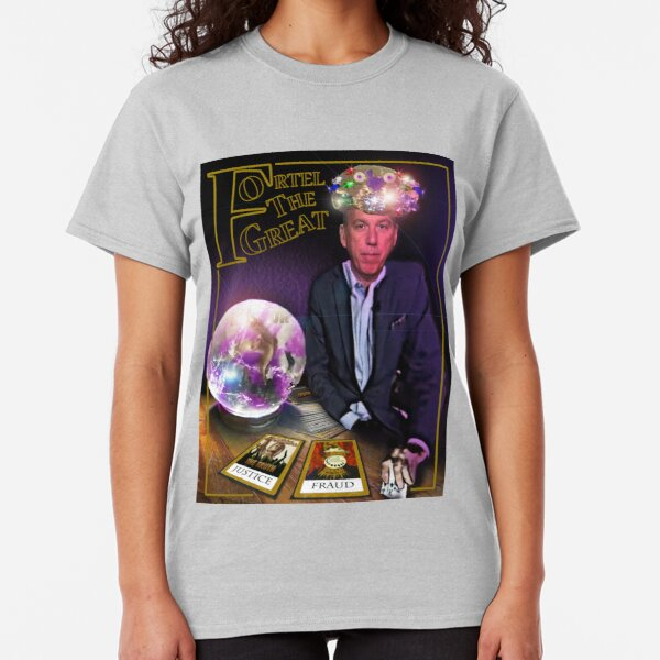 The Great Fortel Tarot Classic T-Shirt