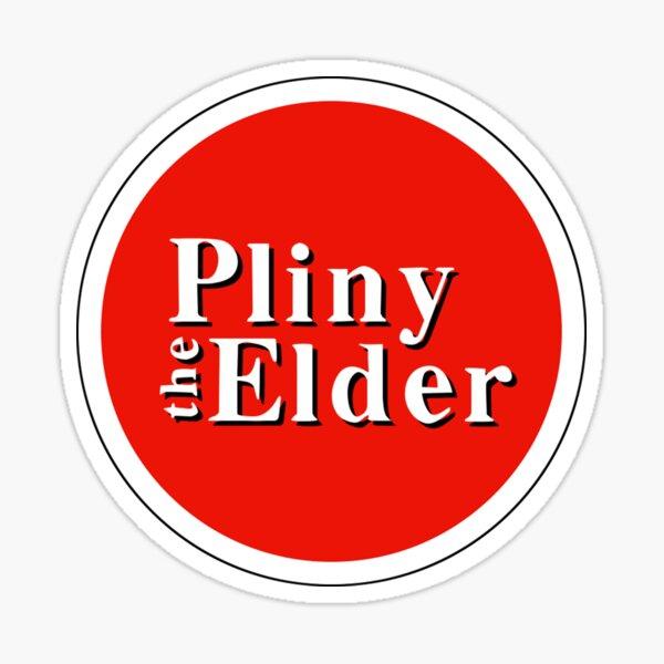 Pliny Elder Sticker