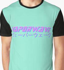 Vaporwave Estética Camiseta gráfica
