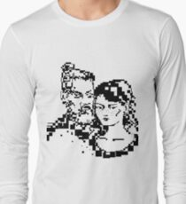 Bonnie und Clyde Wedding T-Shirt