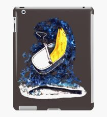 cutthroat competition iPad Case/Skin
