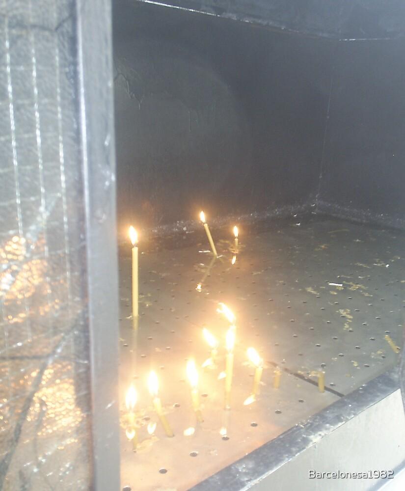 The Light of Prayer by Barcelonesa1982