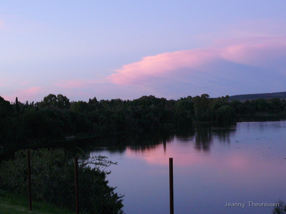 Reflections by Jeanny  Theunissen