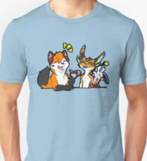 Game Fox and Icarus T-Shirt