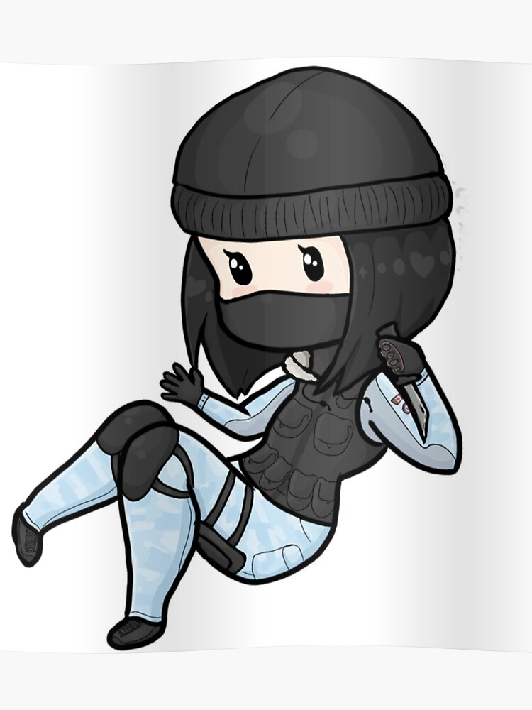 Frost Chibi | Poster