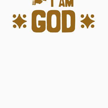 I am God by drbunsen