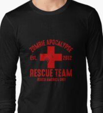 ZOMBIE APOCALYPSE RESCUE TEAM T-Shirt