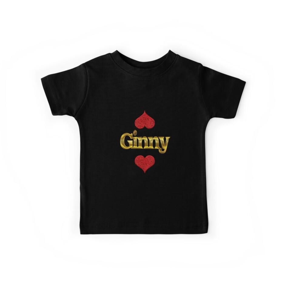 Ginny by Soulrider