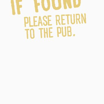 If Found by drbunsen