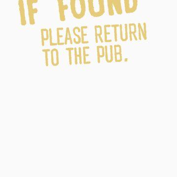 If Found by drbunsen