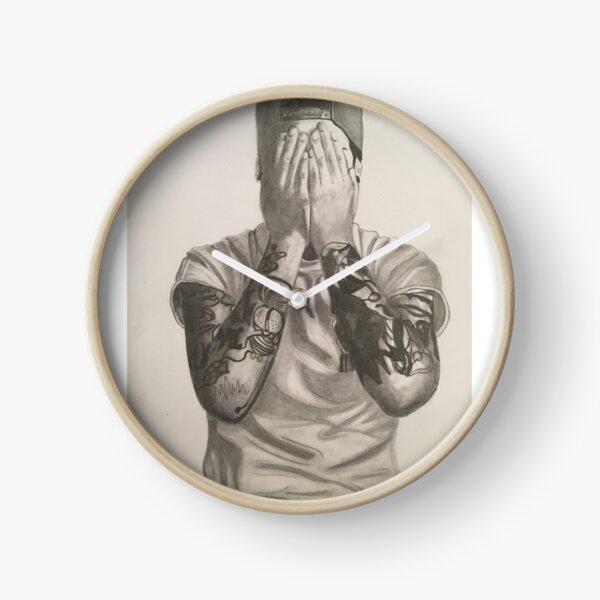 Can't Cope Clock