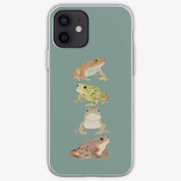 Toads iPhone Soft Case