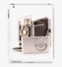 Evolution of the photography machine iPad Case/Skin