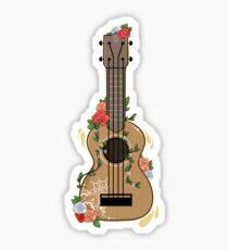 Natur Musik Sticker