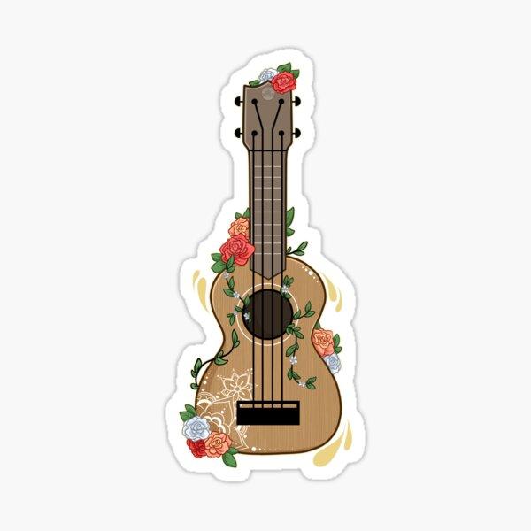 Nature Music Sticker