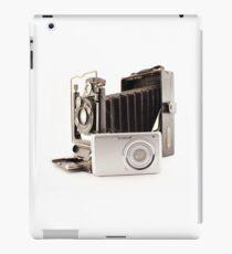 Evolution of photography iPad Case/Skin
