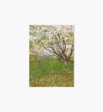 "Van Gogh ""Flowering Orchard"", 1888 Art Board"
