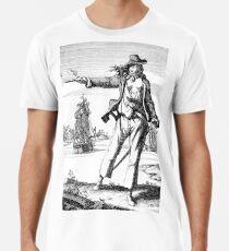 Der Pirat Anne Bonney / Anne Bonny (1697-1720) Premium T-Shirt