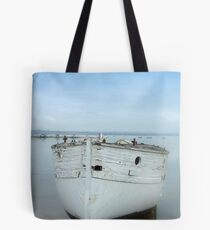 The Old Houseboat Tote Bag
