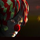 Even clowns get the blues by Carol and Mike Werner