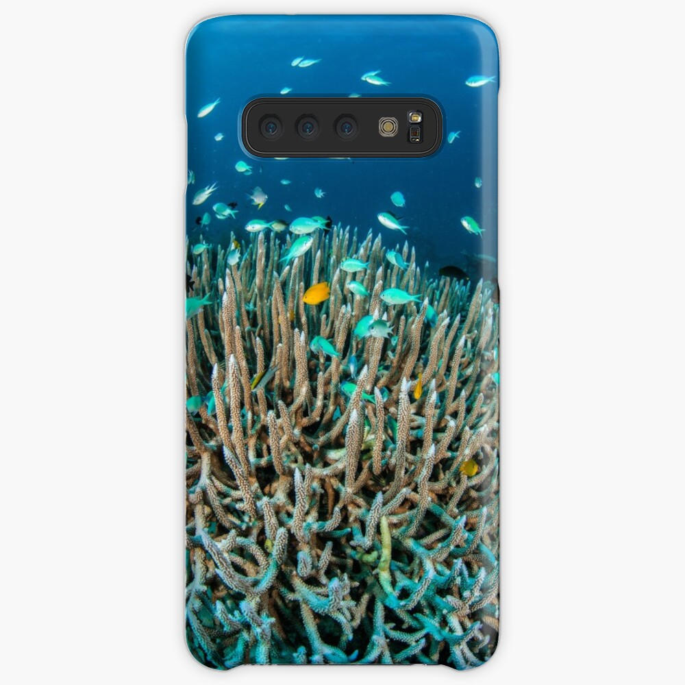 Damsels in the staghorn Case & Skin for Samsung Galaxy