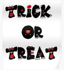Trick ot treat Poster