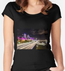 Life In The Fast Lane... Women's Fitted Scoop T-Shirt
