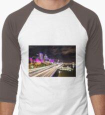 Life In The Fast Lane... Men's Baseball ¾ T-Shirt