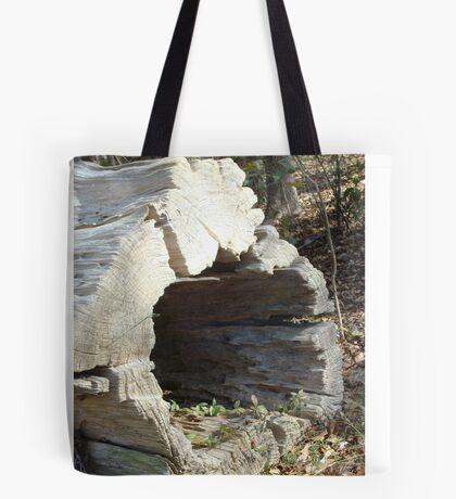 Time creeps on... Tote Bag