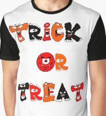 Trick ot treat Graphic T-Shirt