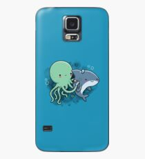 Caribbean ink Case/Skin for Samsung Galaxy