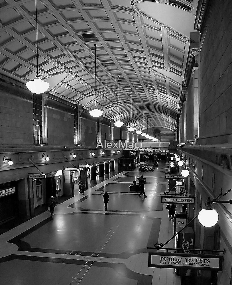Adelaide Railway Station by AlexMac