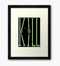 KILL Framed Print