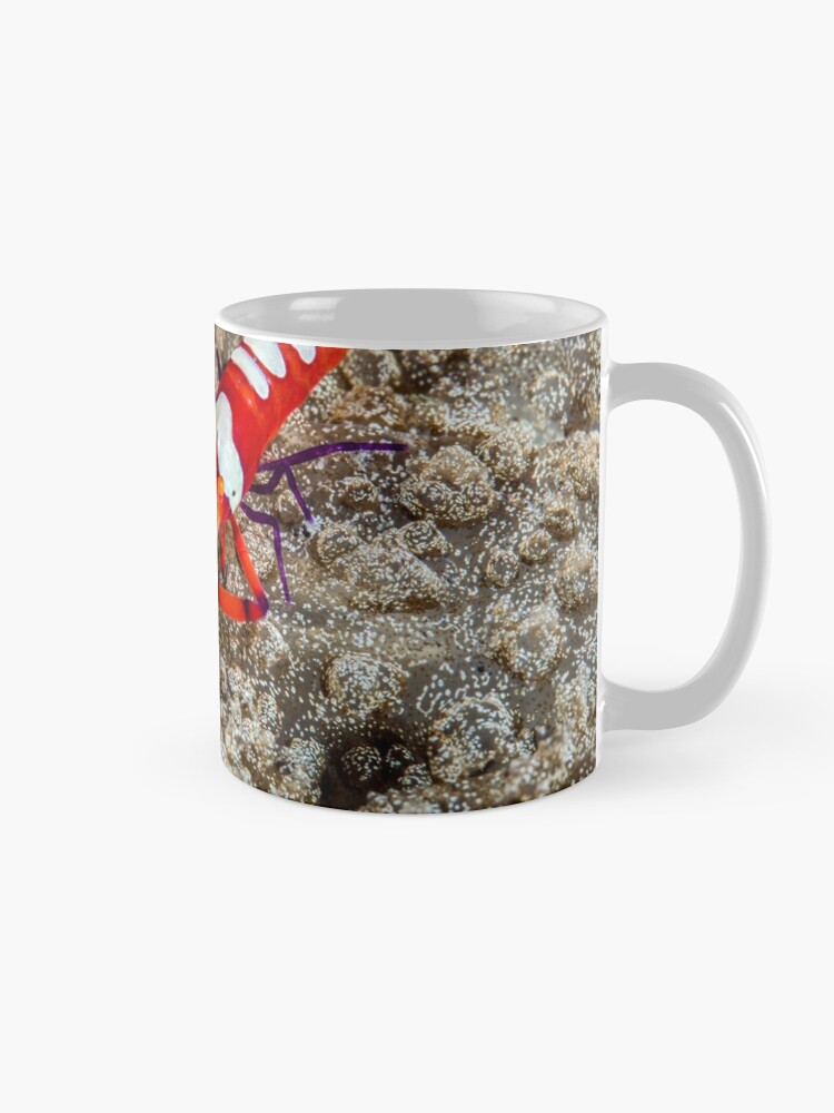 Alternate view of Emperor hitching a ride Mug