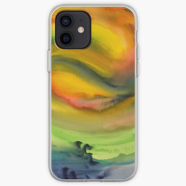 Green Flash iPhone Soft Case